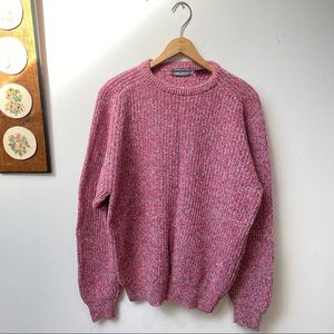 Lord & Taylor Chunky Knit Sweater
